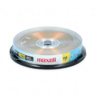 DVD-R GRABABLE 16X CAKE 10UN