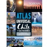 ATLAS ESCOLAR DE CHILE Y LA TIERRA