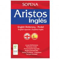 DICCIONARIO ARISTOS INGLES-ESPAÑOL