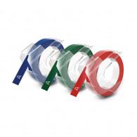 CINTA PVC COLORES SURTIDOS 9 MM X 3 M BLISTER X3