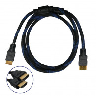CABLE HDMI A HDMI VER 1.4/30AWG 5 MT