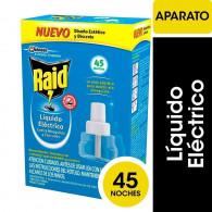INSECTICIDA ELECTRICO LIQUIDO 32.9 CC REPUESTO MOSQUITOS Y ZANCUDOS
