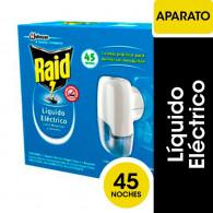 INSECTICIDA LIQUIDO ELECTRICO 45 NOCHES APARATO
