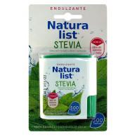 ENDULZANTE NATURALIST STEVIA EN DOSIFICADOR 500 TABLETAS
