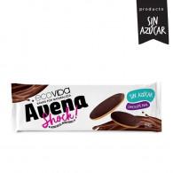 GALLETAS AVENA CON CHOCOLATE 140 GRS ECOVIDA