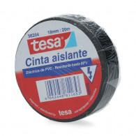 CINTA AISLANTE NEGRA 18 MM X 20 M TESA