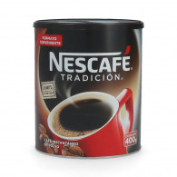 CAFE INSTANTEO POLVO TARRO 400 GR TRADICION
