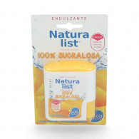 ENDULZANTE NATURALIST SUCRALOSA EN DISPENSADOR 500 TABLETAS