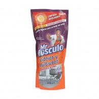 LIMPIAVIDRIOS Y MULTIUSOS LAVANDA RECARGA DOYPACK 450CC MR. MÚSCULO