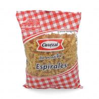 SPAGHETTI EN ESPIRALES 400 GRAMOS CAROZZI