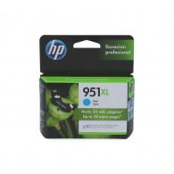 CARTUCHO 951XL PARA MODELO PRO 8100/8600 CYAN1.500 PAGINAS HP