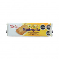 GALLETA COSTA MANTEQUILLA FIESTA 140 G