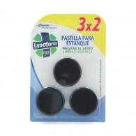 PASTILLA BAÑO AZUL 3 X 2 PATO PURIFIC