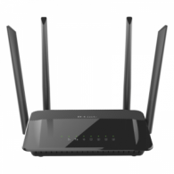 Router TP-Link AC 1200 10/100/1000 2 Antenas Dual Band
