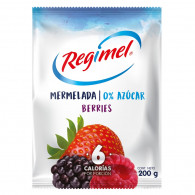MERMELADA BERRIES SACHET 200GRS REGIMEL