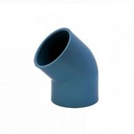 CODO PVC 20 MM 45 CEM