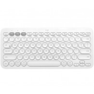 TECLADO INALAMBRICO K380 BLUETOOTH BLANCO