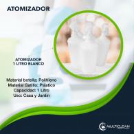 ATOMIZADOR 1 LT