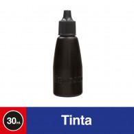 TINTA TAMPON NEGRO 30 ML