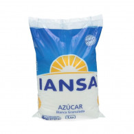 AZUCAR IANSA GRANULADA BOLSA 1 K