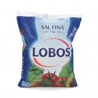 SAL FINA BOLSA 1 KILO LOBOS