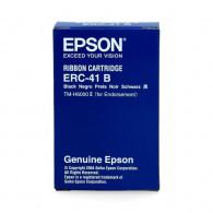 CINTA IMPRESORA ERC-41 NEGRA EPSON