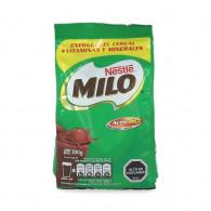 SABORIZANTE PARA LECHE SABOR CHOCOLATE BOLSA 300 GR MILO