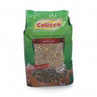 LENTEJAS 6 MM 1 KILO COLISEO