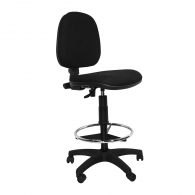 SILLA CAJERO NEGRO S OFFICE FURNITURE