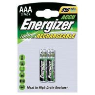 PILA RECARGABLE AAA X 2 UNIDADES ENERGIZER