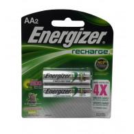 PILA RECARGABLE AA X 2 UNIDADES 1400 ENERGIZER
