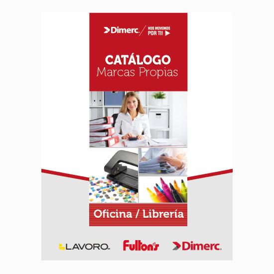 Catalogo Marcas Propias Oficina y Libreria