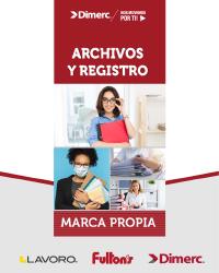 Catalogo Marcas Propias Archivos y Registros