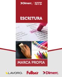 Catalogo Escritura Marca Propia