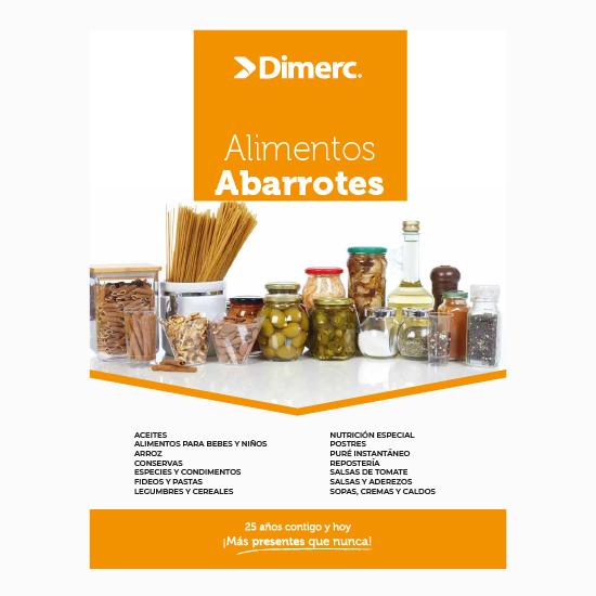 Catalogo Alimentos Abarrotes