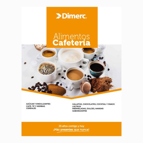 Catalogo Alimentos Cafeteria