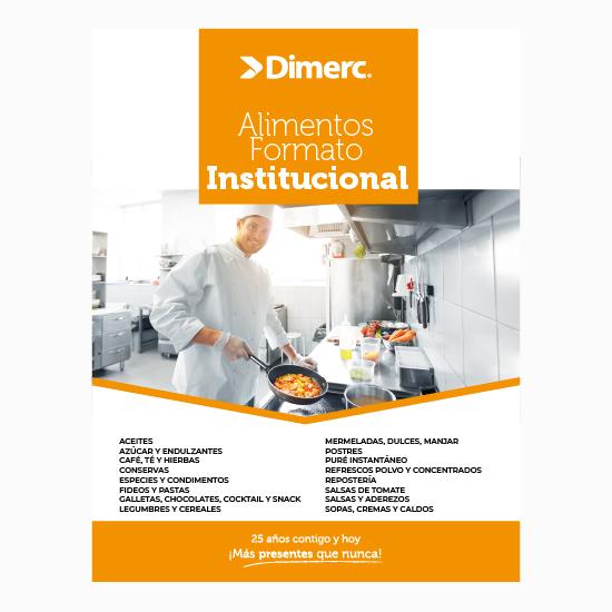 Catalogo Alimentos Formato Institucional